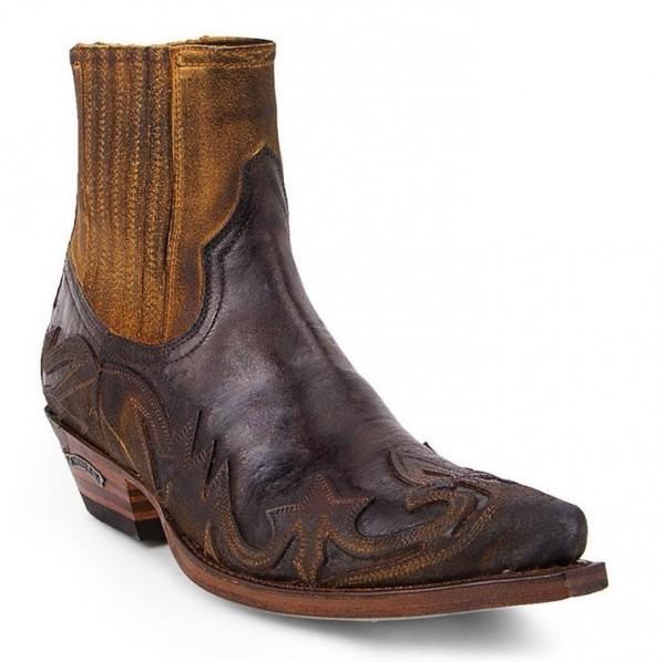 Sendra Boots 4660 Cuervo Camello
