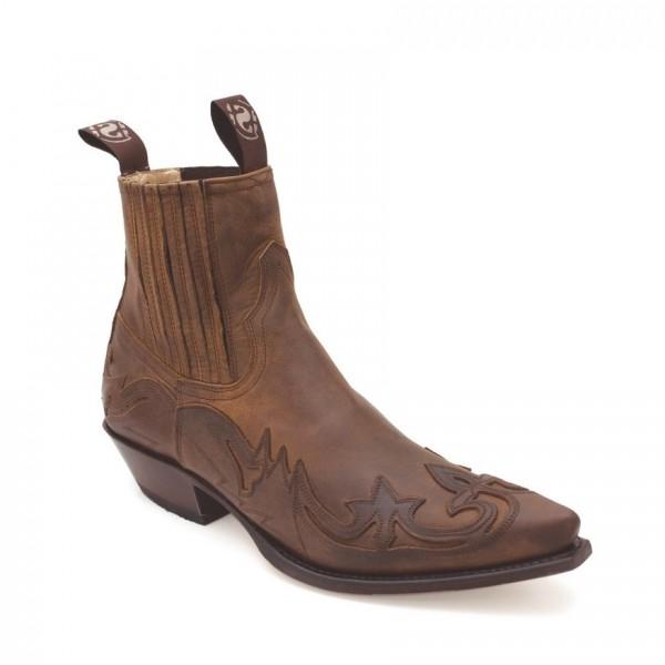 Sendra Boots 4660 Cuervo Flota Tang
