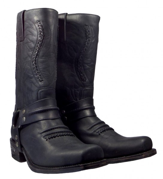 Sendra Boots 12209 Sprinter Negro