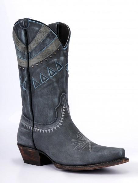 Caborca Boots MAC087D Vintage Grafito