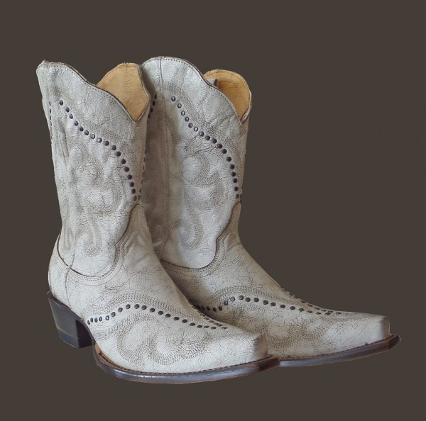 Old Gringo Boots Shay Taupe