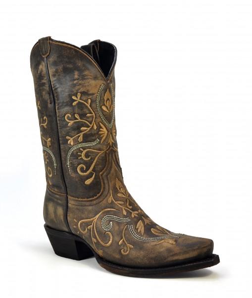 Caborca Boots MAA590 Vintage Canela