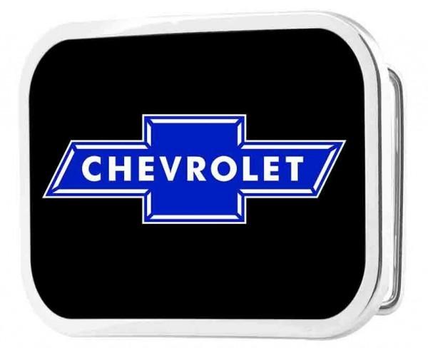 Herren-US-Car Gürtelschnalle, Chevrolet