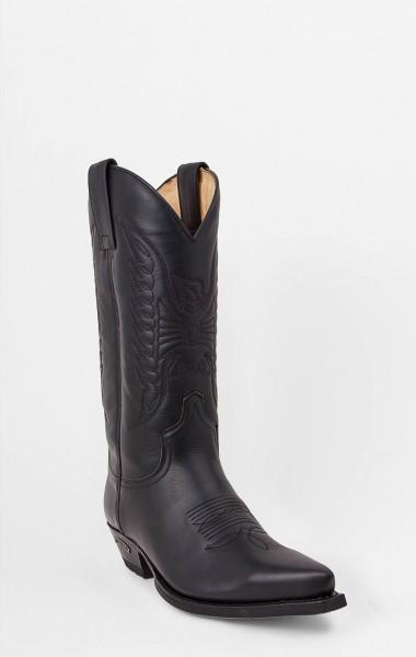 Sendra Boots 2073 Cuervo Pull Oil Negro
