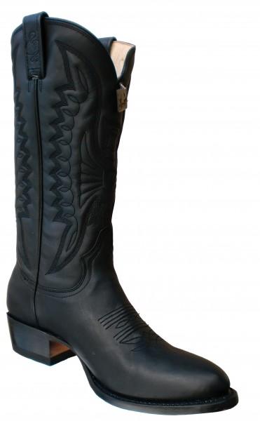 Rancho Boots Waxy Black