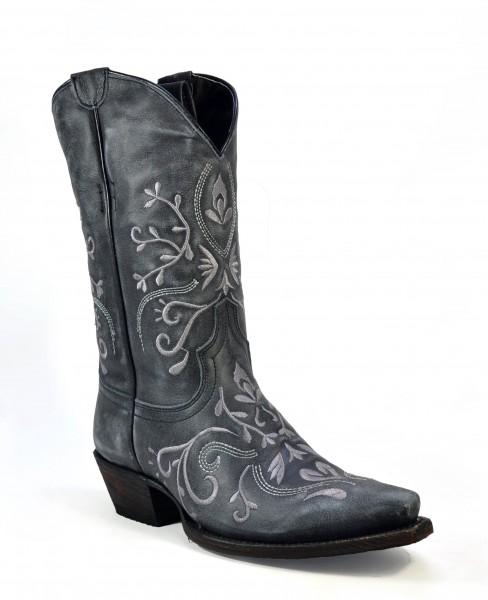 Caborca Boots MAA590 Vintage Grafito