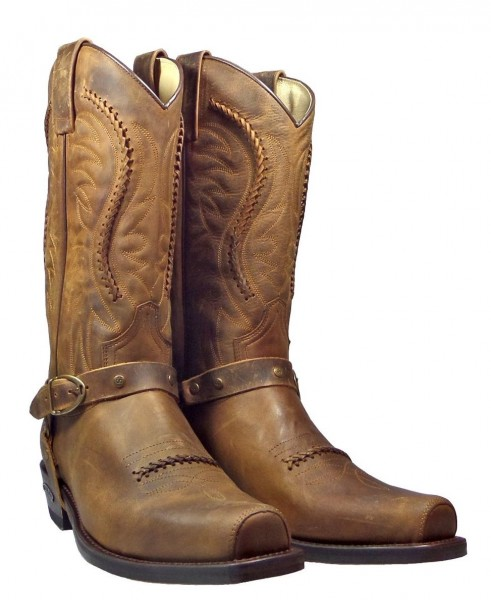 Sendra Boots 3434 Seta Mad Dog Tang