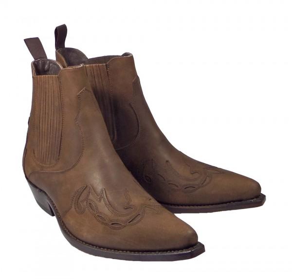 Sancho Boots 4873 Mistral Castano