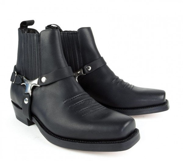 Sancho Boots 6145 Pull Grass Negro (5049/362)