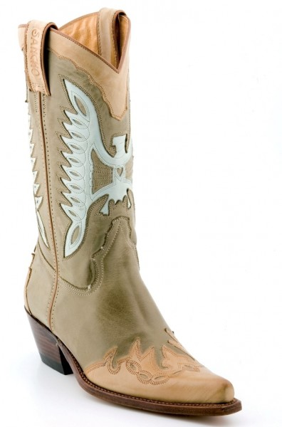 Sancho Boots 6143 Desert Tundra (7806)
