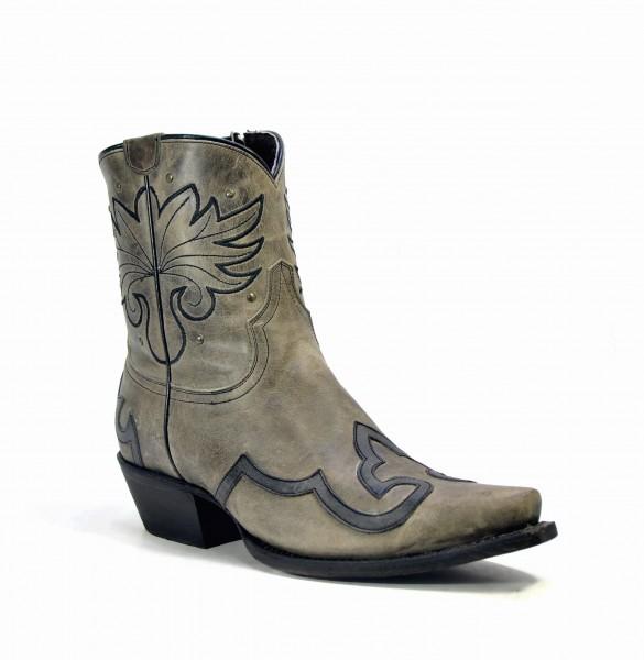 Caborca Boots MAC104 Mulan Grafito