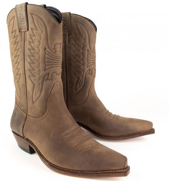 Sancho Boots 4436 Crazy Castano (5559)