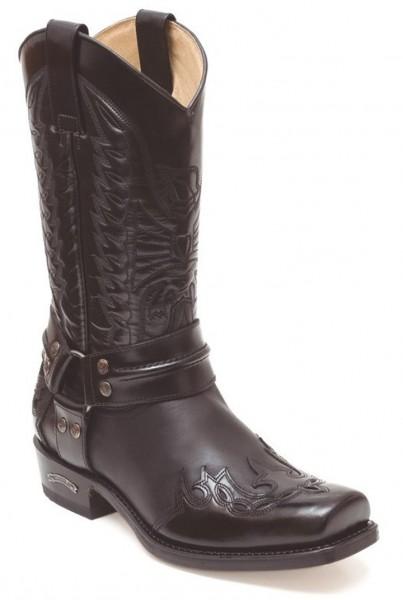 Sendra Boots 4980 Blues Florentic Negro