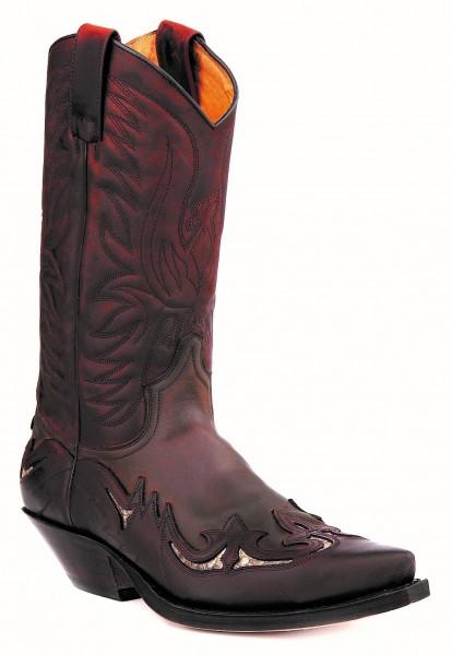 Sendra Boots 3242 Cuervo Sprinter Tang