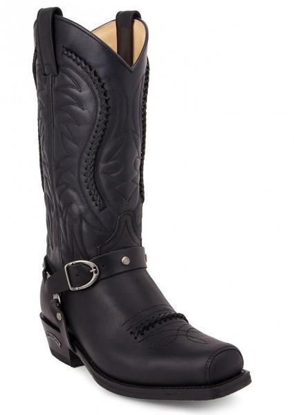 Sendra Boots 3434 Seta Negro