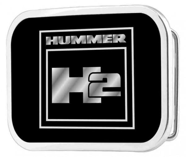 Herren-US-Car Gürtelschnalle, Hummer