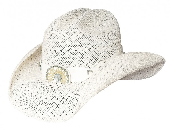 Bullhide Hat Itchygoonie White
