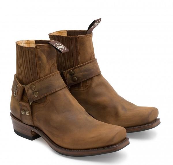 Sendra Boots 8286 Mad Dog Tang Lavado