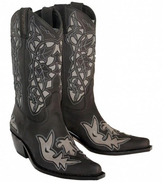 Sancho Boots 9219 Negro - Gris (7730)