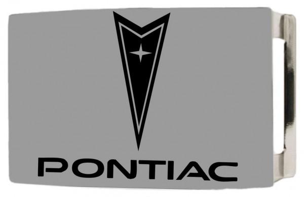 Herren-US-Car Gürtelschnalle, Pontiac