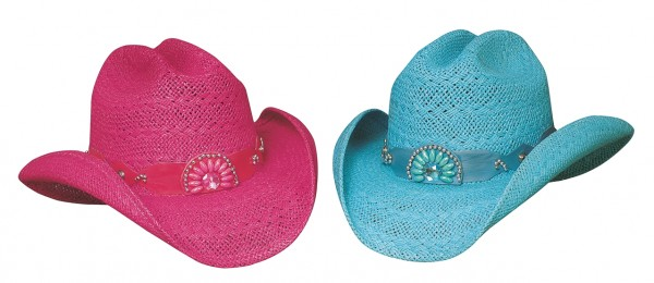 Bullhide Hat Itchygoonie Turquoise