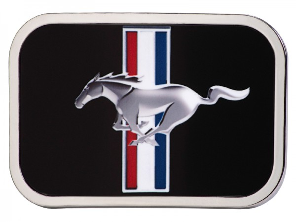 Herren-US-Car Gürtelschnalle, Mustang