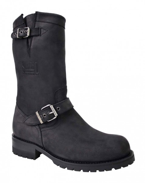 Sancho Boots 4437 Crazy Negro (5659)