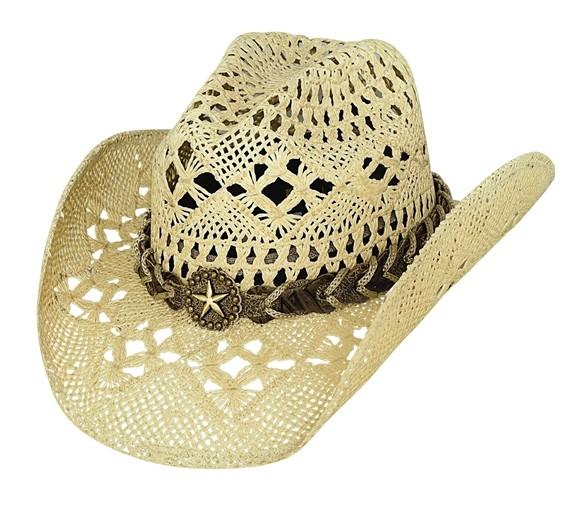Bullhide Hat Naughty Girl Natural