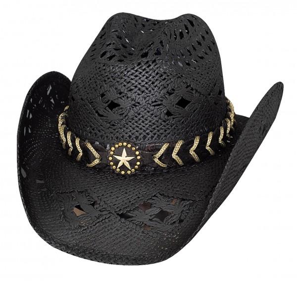 Bullhide Hat Naughty Girl Black