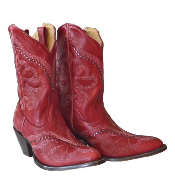 Old Gringo Boots Shay Red 10