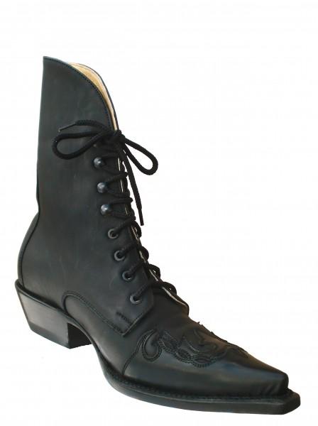 Mezcalero Boots Quincy Black