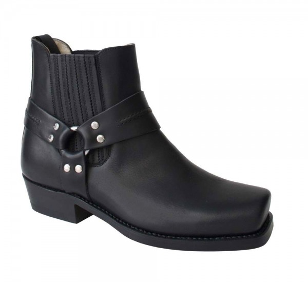 Sancho Boots 4427 Pull Grass Negro (5049/71)