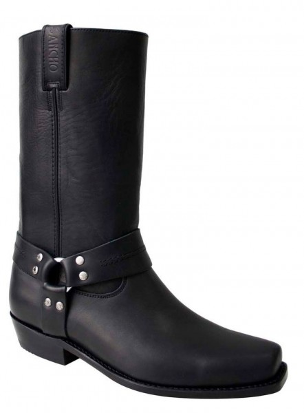Sancho Boots 4423 Pull Grass Negro (4987)