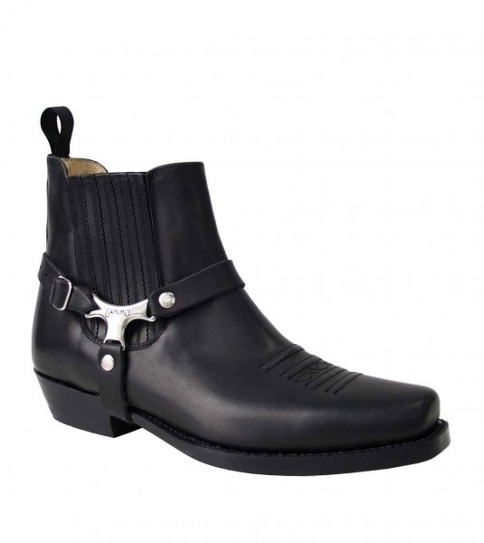 Sancho Boots 6145 Pull Grass Negro (5049/362)
