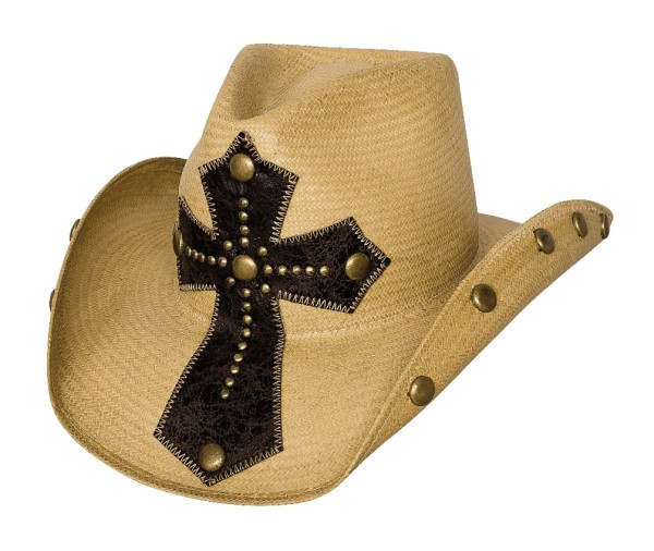 Bullhide Hat No Mercy Natural