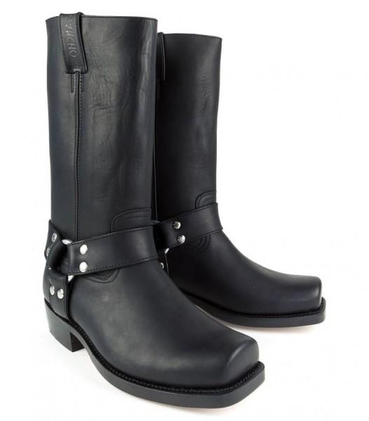 Sancho Boots 4425 Biker Negro (541)
