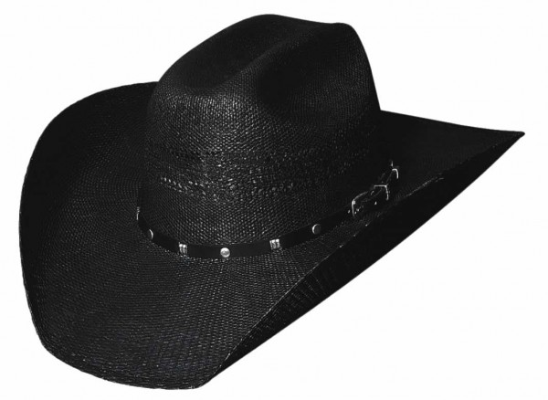 Bullhide Hat Black Arrow 20X