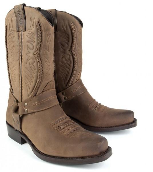 Sancho Boots 4432 Crazy Castano (5122)