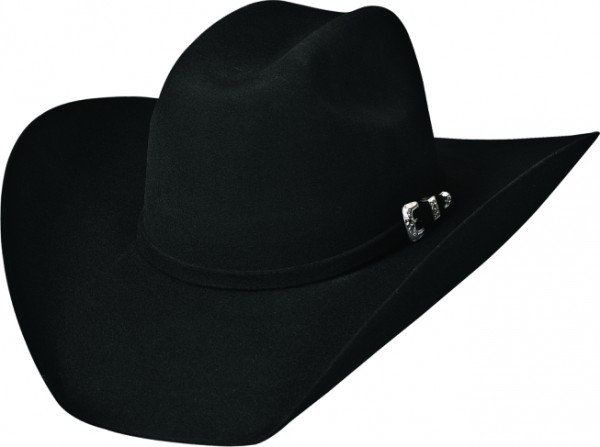 Bullhide Hat Legacy 8X unisex